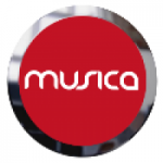 Logo da emissora Rádio Música