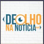Logo da emissora Rádio e TV Web De Olho na Notícia