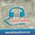Logo da emissora Rádio Dance Forever