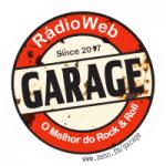 Logo da emissora Garage Web Rádio