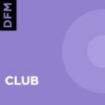 Logo da emissora Radio DFM Club
