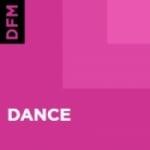 Logo da emissora Radio DFM Dance