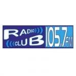 Logo da emissora Club 105.7 FM