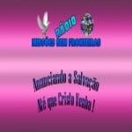 Logo da emissora Rádio Missões Sem Fronteira