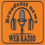 Logo da emissora Rádio Broadcast News PR