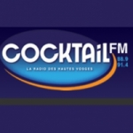 Logo da emissora Cocktail 88.9 FM