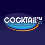 Logo da emissora Cocktail 88.9 FM