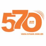 Logo da emissora Rádio Continental 570 AM