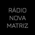 Logo da emissora Rádio Nova Matriz FM
