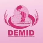 Logo da emissora Rádio Demid