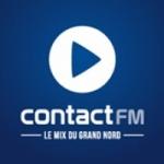 Logo da emissora Contact 107.4 FM
