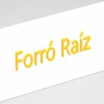 Logo da emissora Rádio Forró Raiz