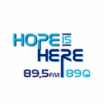 Logo da emissora WCLQ 89.5 FM