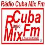 Logo da emissora Rádio Cuba Mix FM