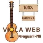 Logo da emissora Rádio Viola Web