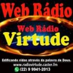 Logo da emissora Web Rádio Virtude