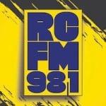 Logo da emissora Rádio RC 91.1 FM