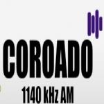 Logo da emissora Rádio Coroado 1140 AM