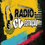 Logo da emissora Rádio Estação CV