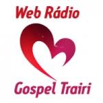 Logo da emissora Rádio Gospel Trairi