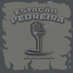 Logo da emissora Rádio Estação Pedreira