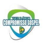 Logo da emissora Rádio Compromisso Gospel