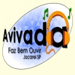 Logo da emissora Rádio Avivada
