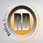 Logo da emissora Radcom Difusora Zé Doca 87.9 FM