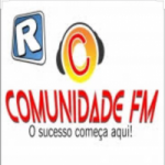 Logo da emissora Rádio Comunidade FM