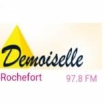 Logo da emissora Demoiselle 97.8 FM