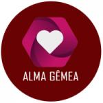 Logo da emissora Rádio  Alma Gêmea FM