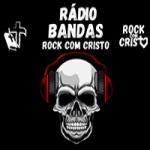 Logo da emissora Rádio Bandas Rock Com Cristo
