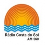 Logo da emissora Rádio Costa do Sol 560 AM