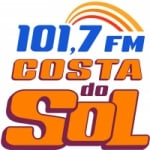 Logo da emissora Rádio Costa do Sol 101.7 FM