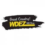 Logo da emissora WDEZ 101.9 FM