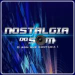 Logo da emissora Rádio Nostalgia Do Som