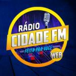 Logo da emissora Rádio Cidade 94.5 FM