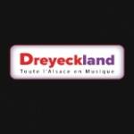 Logo da emissora Dreyeckland 91.3 FM