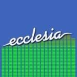 Logo da emissora Ecclesia 106.6 FM
