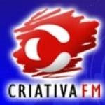 Logo da emissora Rádio Criativa 106.3 FM