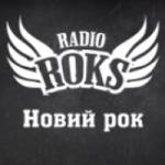 Logo da emissora Radio Roks New Rock