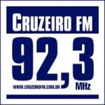 Logo da emissora Rádio Cruzeiro 92.3 FM