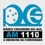 Logo da emissora Rádio Cruzeiro do Sul 1110 AM