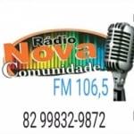 Logo da emissora Radio Nova Comunidade FM
