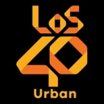 Logo da emissora Radio Los 40 Urban 103.9 FM