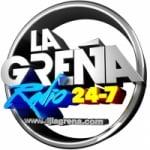 Logo da emissora La Greña Radio 24-7