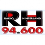 Logo da emissora Hinterland 94.6 FM