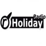 Logo da emissora Holiday 93 FM