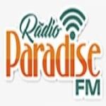 Logo da emissora Rádio Paradise FM