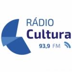 Logo da emissora Rádio Cultura 93.9 FM